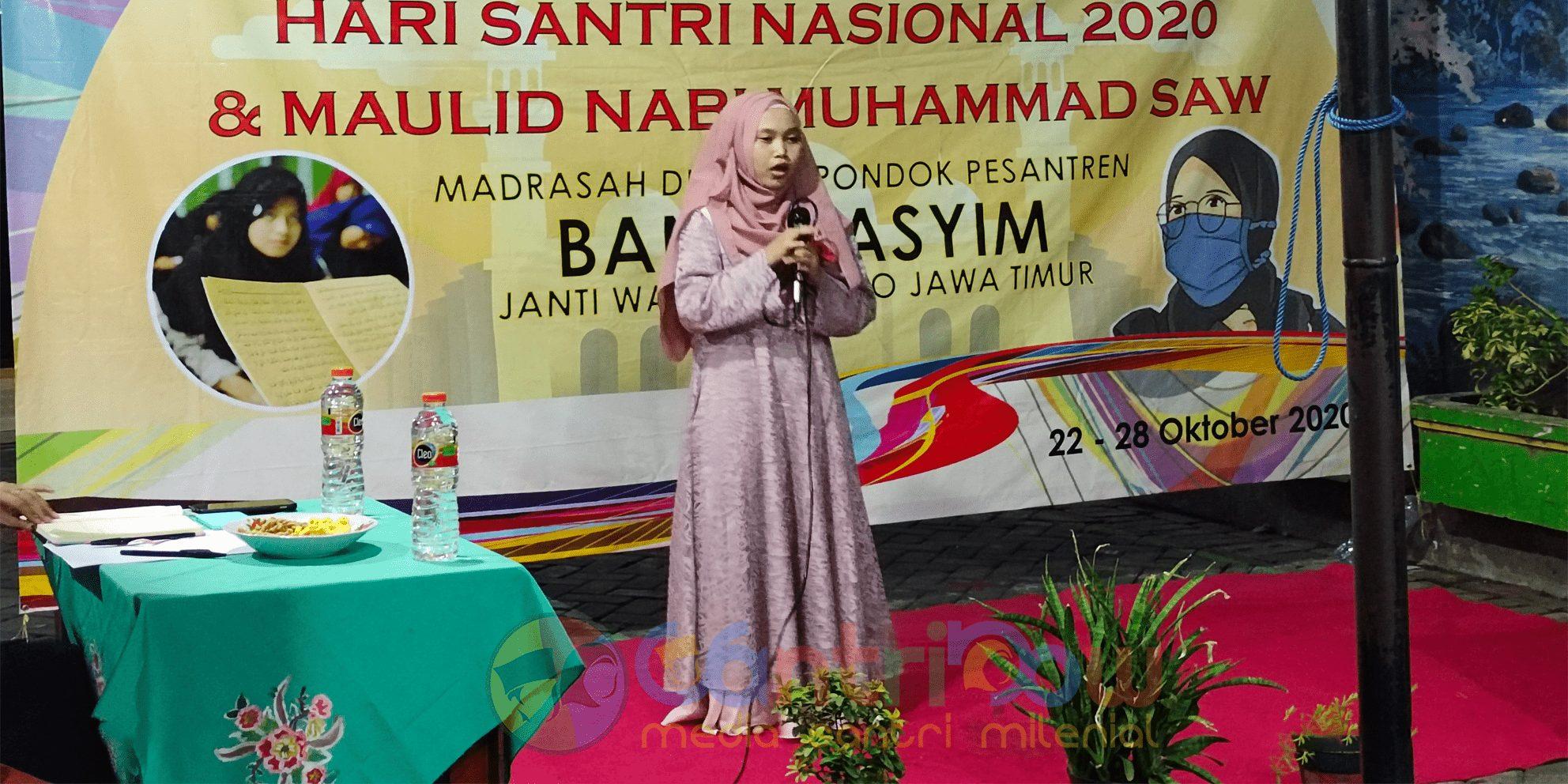 Pidato Hari Santri Nasional, Jumat 22 Oktober 2021